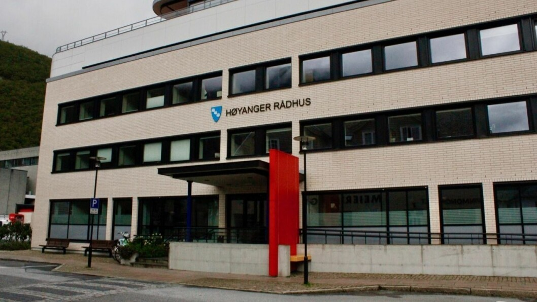 OVERTAKING: Høyanger kommune ønskjer å overta dei resterande aksjane som gjenstår for at Høyanger næringsutvikling AS (HNU) vert heileigd av kommunen.