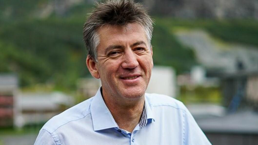HAR TRUA: Frank Øvstetun i Sitep seier det er fleire selskap som har hatt suksess etter å ha blitt skilt ut frå Hydro.
