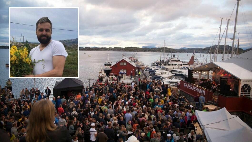 ROLEG HELG: – Eigentleg skulle me hatt over 4000 menneske kvar dag samla til konsert og fest, seier festivalsjef Viggo Randal.