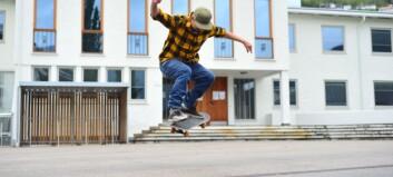 Han trur draumen om skatepark endeleg kan få luft under vengene