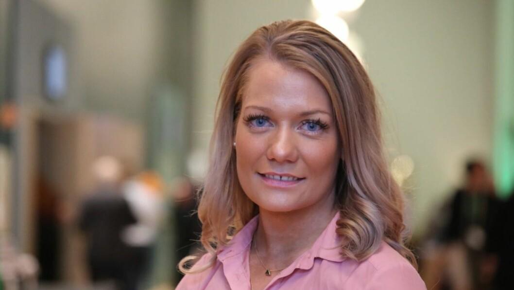 VIKTIG: Stortingsrepresentant for Senterpartiet, Sandra Borch, vil ha en helhetlig gjennomgang av konsesjonssystemet for vindkraft.
