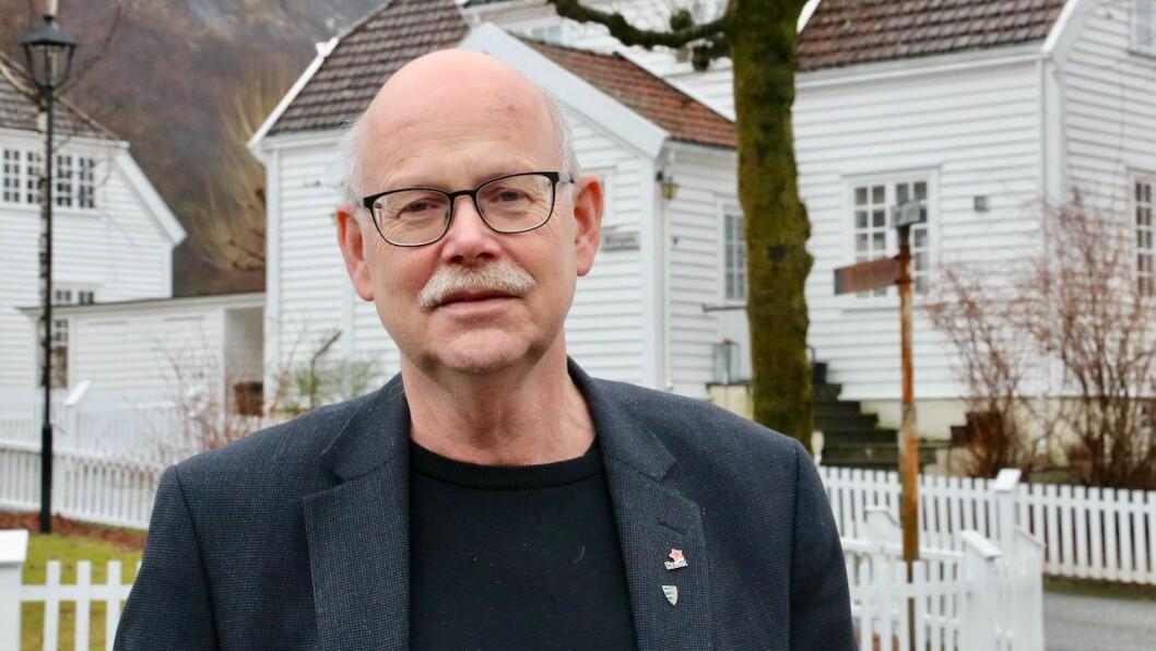 MEININGAR: I dette meiningsinnlegget skriv EInar Rysjedal om dragkampen mot nedlegging av industri og landbruk.