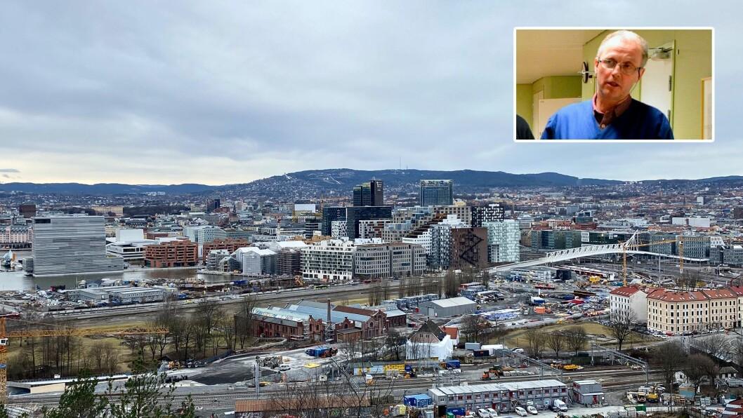 REISERÅD: Kommunelegen i Årdal trur ikkje at kommunen vil åtvare mot å reise til Oslo.