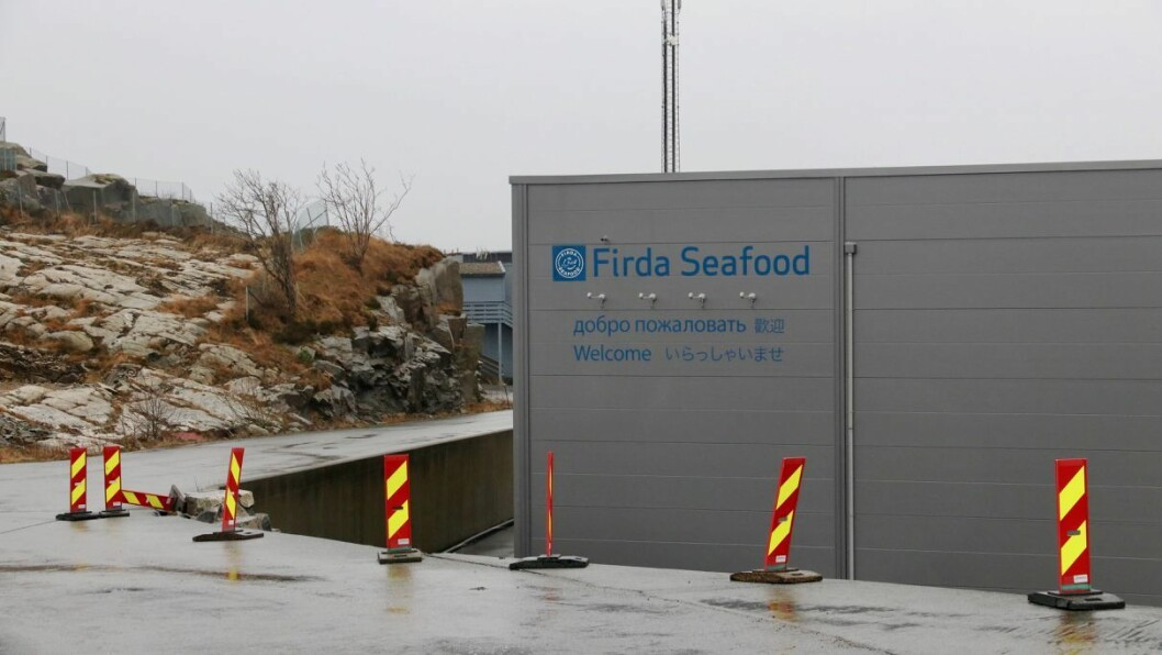 UNNTAK: Firda Seafood har fått utsetjing av kravet om å ta ned produksjonen med seks prosent.
