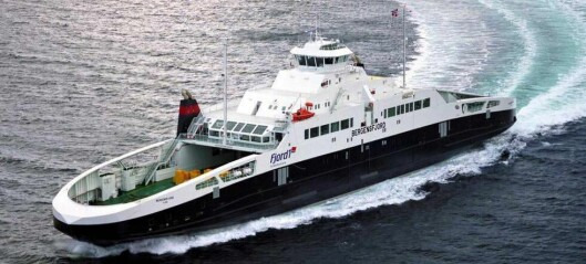 Fjord1 aukar omsetnaden stort etter krevjande månader
