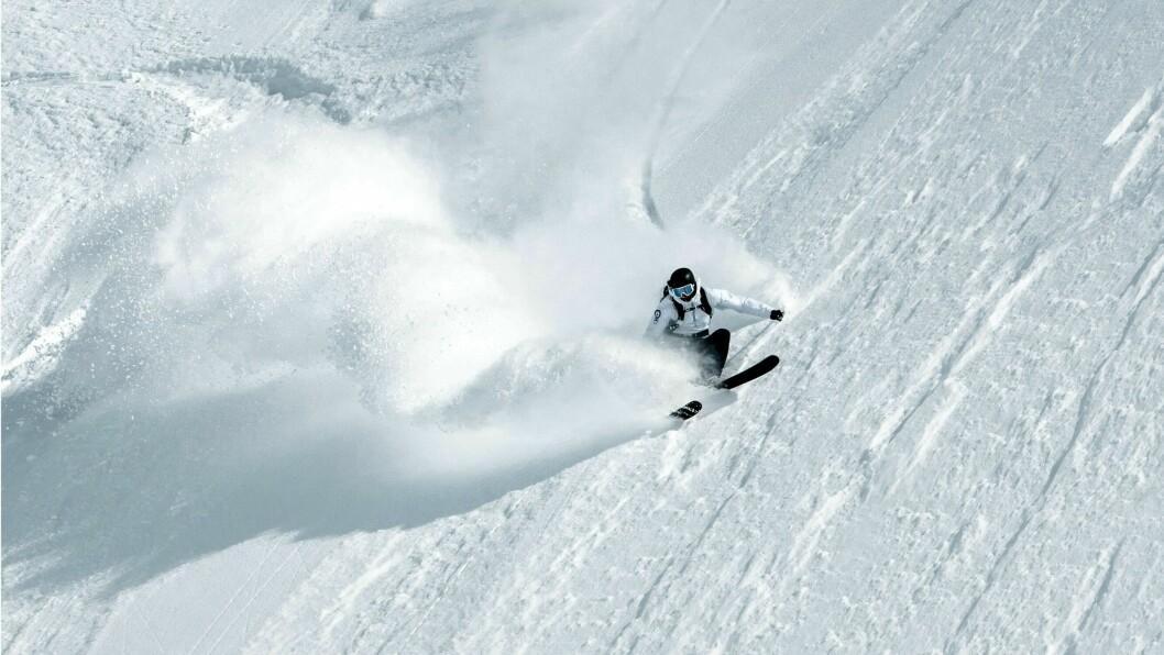 SNØ: Benjamin Forthun skal fronte SGN skis framover.