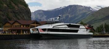 Smitta person var om bord på strekka Bergen-Flåm
