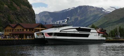 Fylkeskommunen om hurtigbåt til Årdal: – Spennande