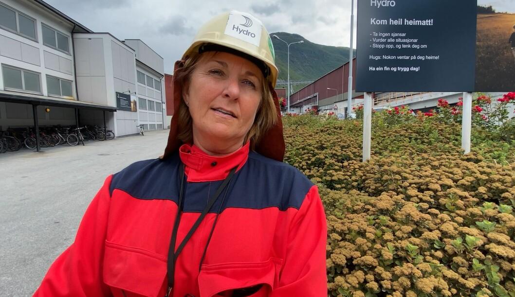 Wenche Eldegard er kritisk til at Hydro dei vedtekne endringane hos Statnett, som gjer dårlegare konkurransevilkår til Hydro.