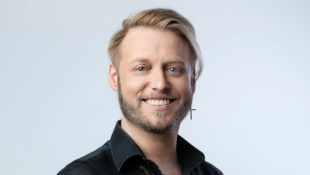 STJERNEKAMP: Odd Einar Nordheim.
