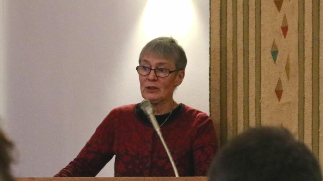 TILTAK: Ingunn Kandal i Raudt Sogn og Fjordane meiner koronakrisa bør nyttast til å gjere ei rekkje tiltak og endringar i samfunnet.