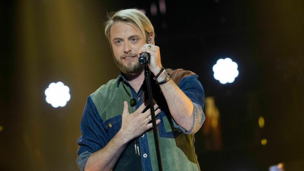 FEM: Odd Einar Nordheim fekk terningkast fem av NRK sin meldar.