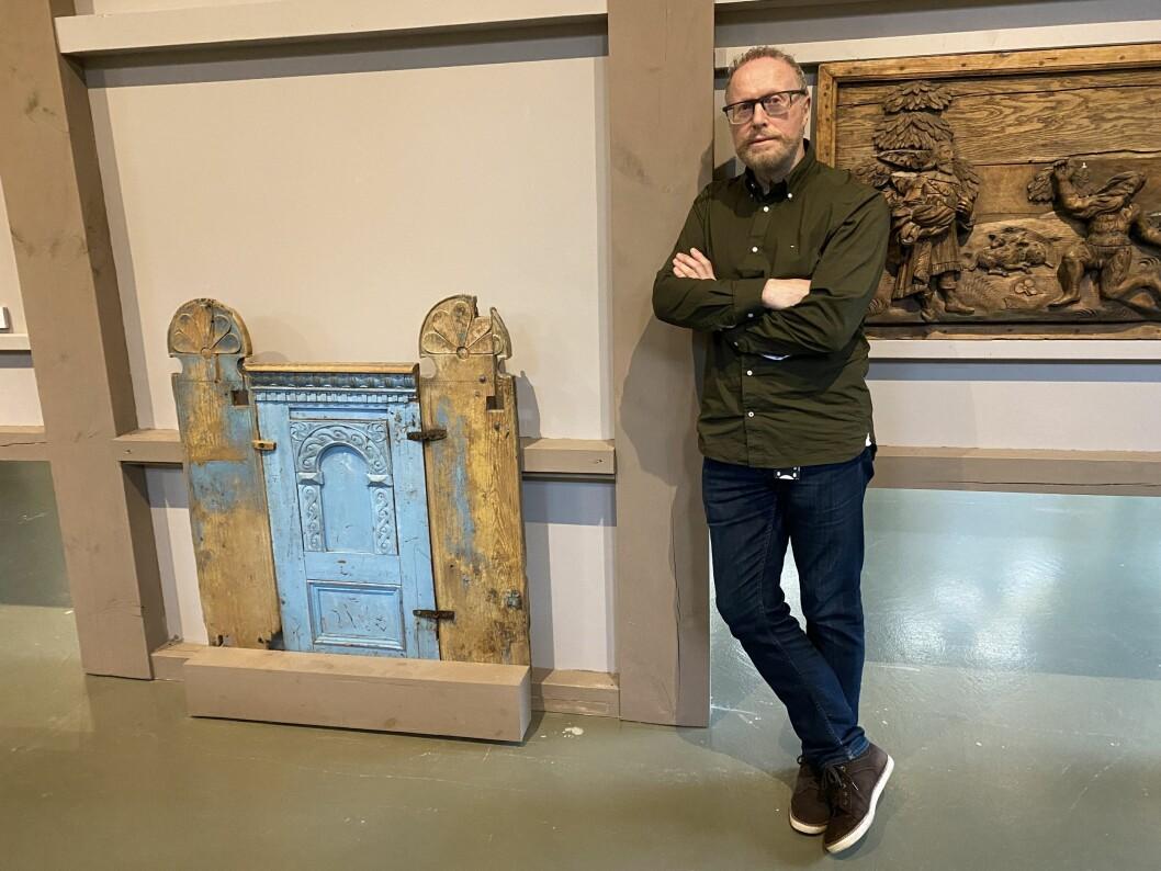 Lars Asle Vold trur gamlefylket ville ha tapt kampen om kulturmidlar i konkurranse med kultureliten i Bergen. Foto: Oddrun Midtbø