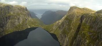 Dette vatnet skal gi straum til 8.000 bustadar. No er gigantprosjektet snart ferdig