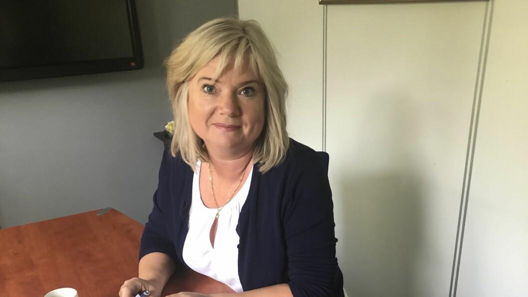 NYE UTFORDRINGAR: Irene Søreide vert kommunedirektør i Gulen for eitt år frå 1. oktober.