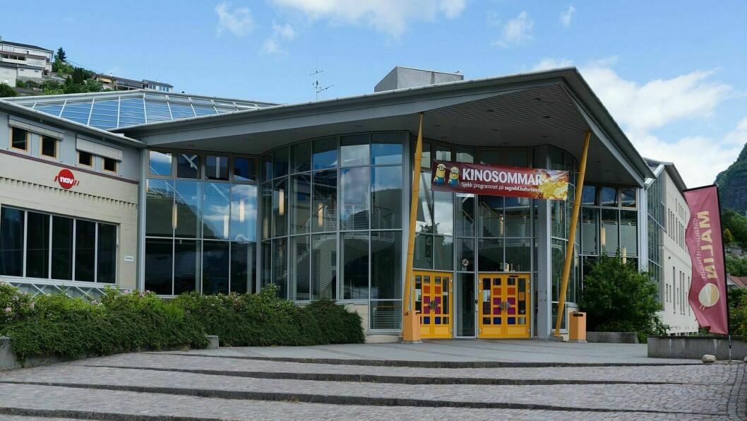 STOR SUM: Sogndal kulturhus får mest, men óg tre andre kulturbygg i Sogn får støtte.