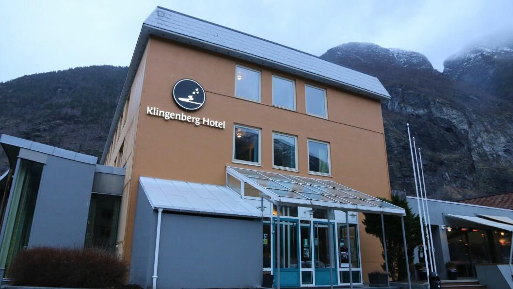 STYRE: Klingenberg hotell har registrert endring i styret.