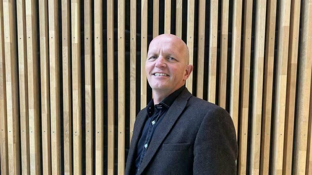 REKTOR: Gunnar Yttri blir ny rektor på Høgskulen på Vestlandet.