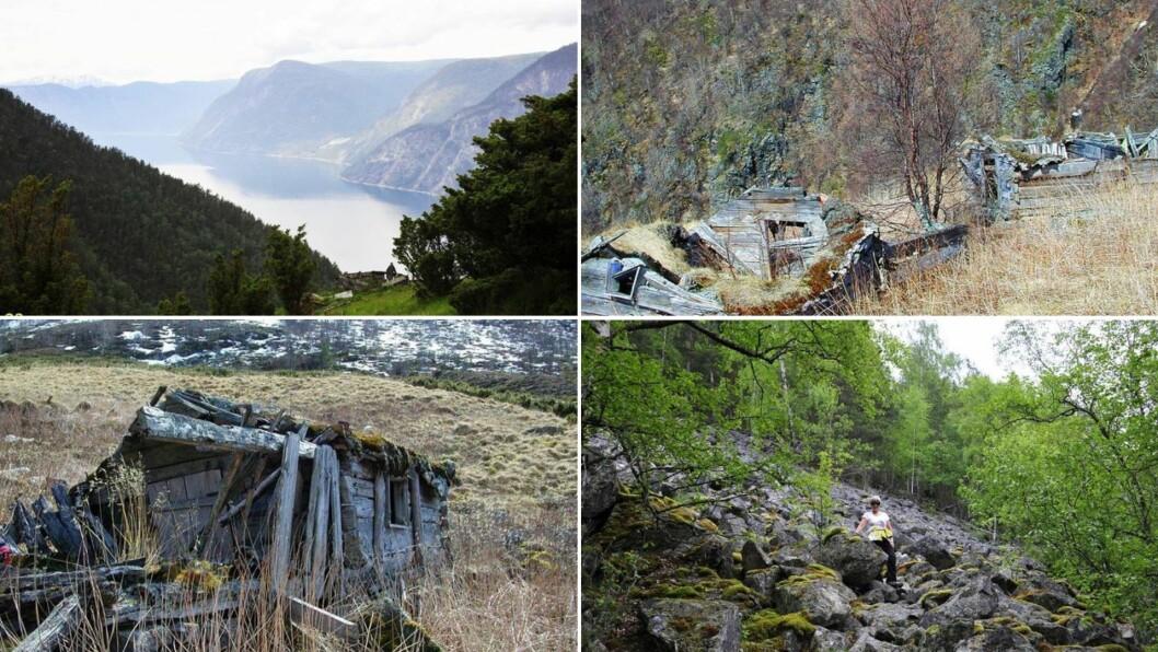 SUNDAGSTUR: Turen går til Heimre Årøydalen