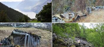 Helgaturen: Heimre Årøydalen