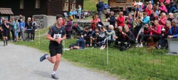 No er han tidenes raskaste 16-åring frå Sogn og Fjordane på tre distansar