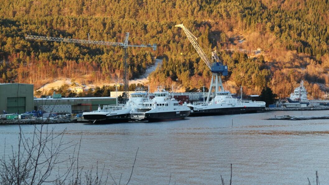Rolla som dagleg leiar utgår i Havyard Ship Technologies. På nyåret vart det starta eit nytt selskap, New Havyard Ship Technologies, for å for å sikra den vidare drifta av verftet i Leirvik.