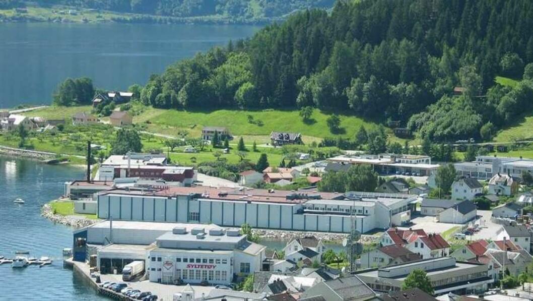STREIK: Nortura i Sogndal
