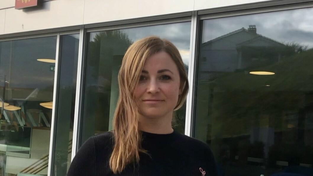 VERKAR Å HA GLØYMT: Henny-Kristin Asperanden Navarsete meiner regjeringa har gløymt samfunnsoppdraget til Statens vegvesen.
