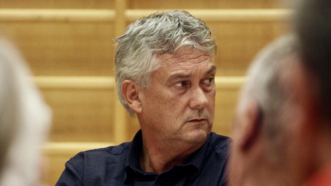 KORONASMITTE: Ordførar Petter Sortland har no elleve koronasmitta i eigen kommune. Fire av desse er ikkje lenger i kommunen.