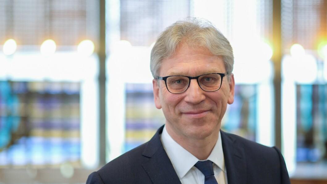 Olav Fykse Tveit, preses i Den norske kyrkje.