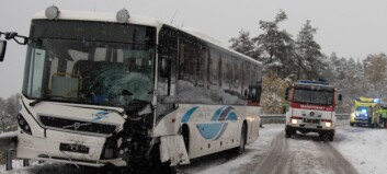 Éin person stadfesta omkomen etter trafikkulukka på Hafslo