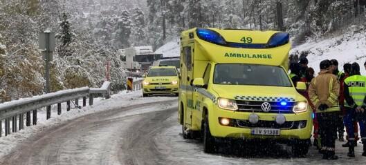 Politiet opprettar sak etter dødsulukka i Luster