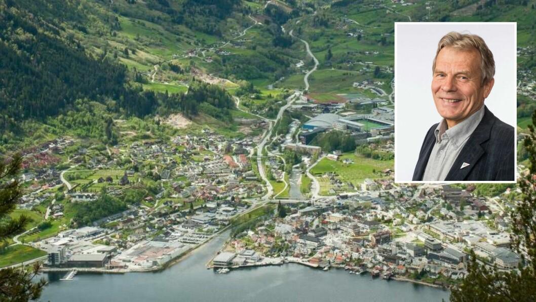 VITJAR: Stortingsrepresentant og naturfotograf Arne Nævra kjem til Sogndal fyrstkommande mandag.