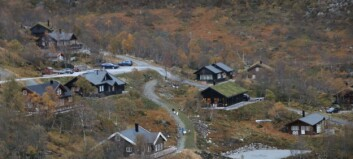 I dette byggefeltet gjekk ei hytte for nesten to million