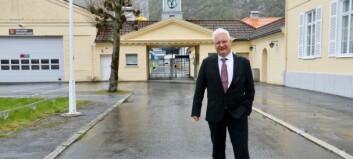 Han er ny dagleg leiar i Høyanger Kjemiske Industriarbeiderforening
