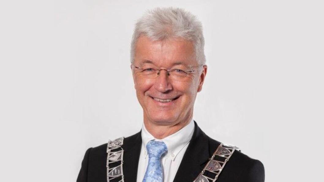 VIL HA BETRE FERJEFINANSIERING: Fylkesordførar i Vestland,Jon Askeland.