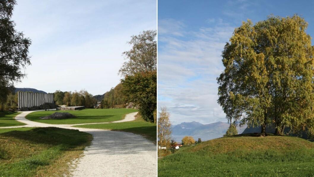 KULA: Gulatinget i Gulen og landskapet ved Moahaugane i Vik i Sogn kan bli ein del av KULA-registeret.