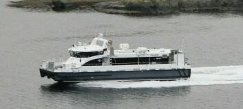 Dette selskapet blir ansvarleg for lokalbåten i Gulen og Solund