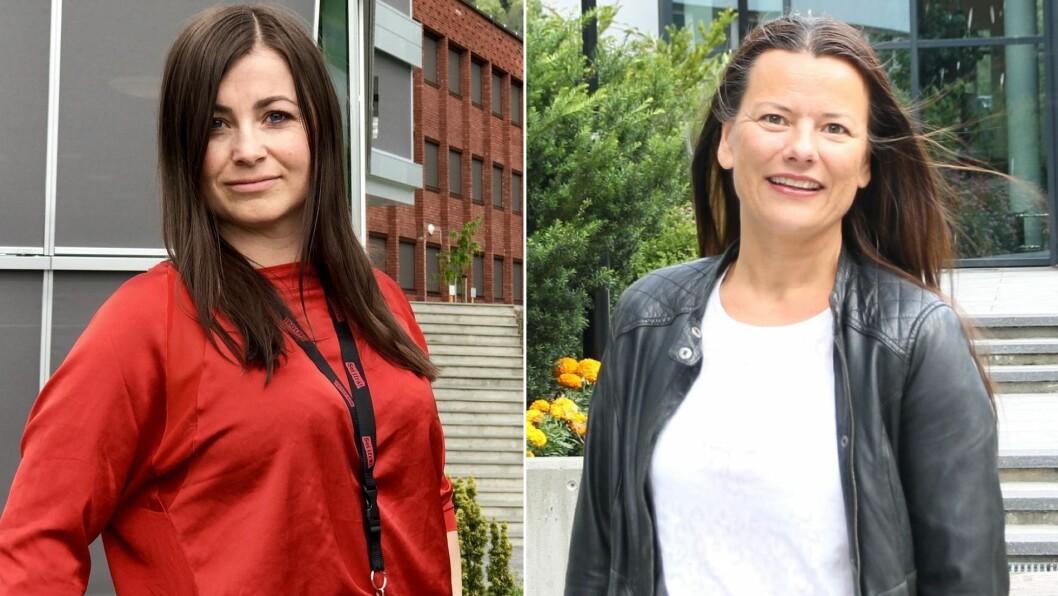 INGEN DUELL: Henny-Kristin Asperanden Navarsete trekk seg frå Ap-nominasjonen, medan Marie Helene Hollevik Brandsdal er innstilt som andrekandidat frå Sogn og FJordane.
