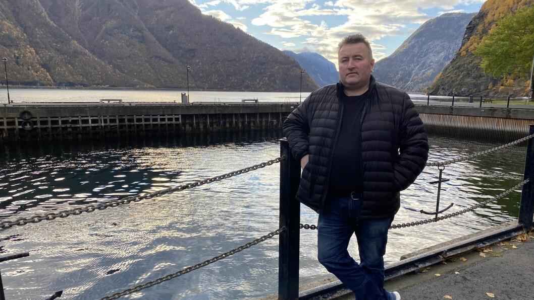 KORONA: Henrik Rønningen har allereie fått tre avlysningar etter dei nye koronatiltaka blei gjort kjend.