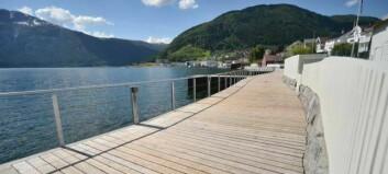 Kommunen må ut med 900 000 ekstra etter ny fjordsti-dom