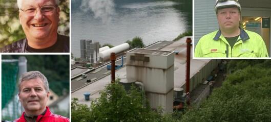 Hydro gir Nyrstar-tilsette ei ny sjanse fem timar vekke: – Det er veldig snilt av dei