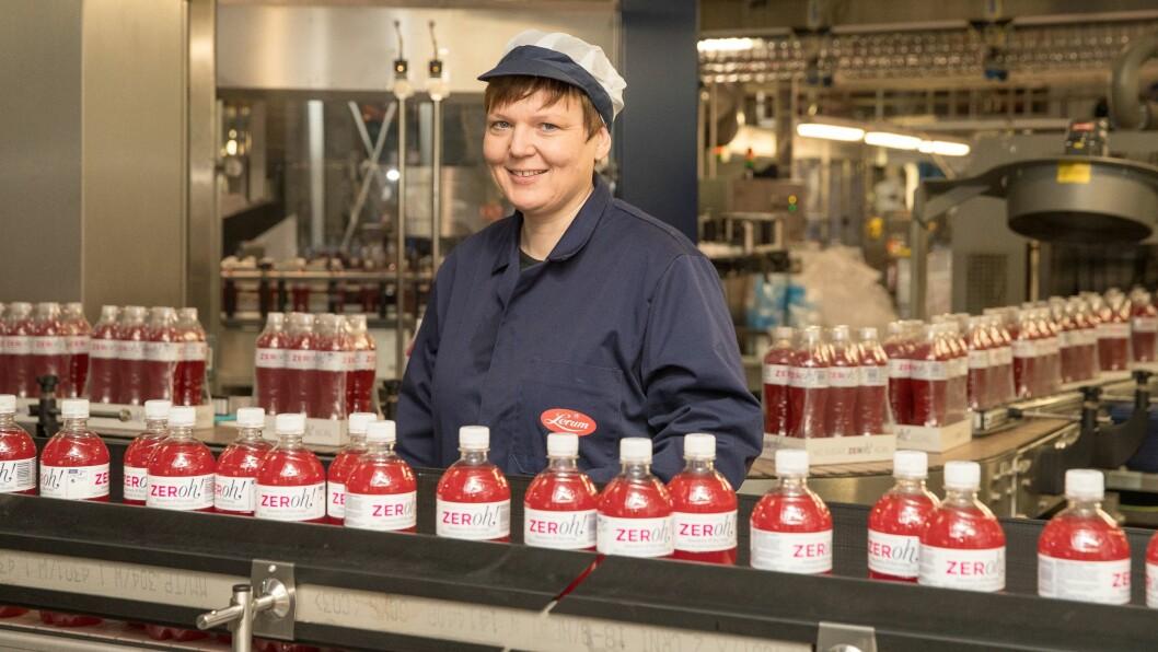 PERMISJON: Trine Lerum Hjellhaug har vore tilsett i Lerum i 20 år, dei siste 12 som administrerande direktør.