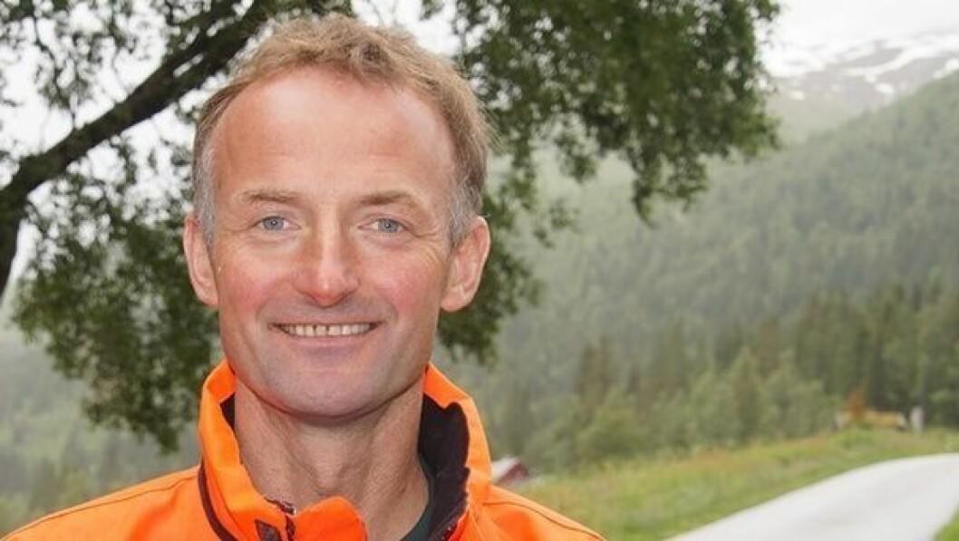 INNSTILLT: Anders Felde frå Byrkjelo er innstillt som ny leiar i Bondelaget.