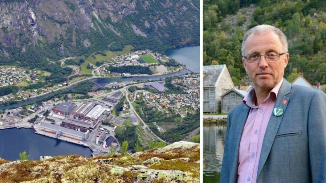 SMITTA: Alle dei nye koronasmitta i Årdal er arbeidsinnvandrarar.