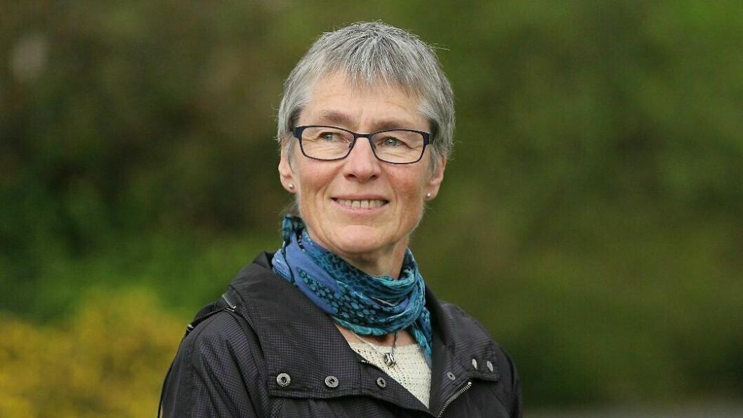 RAUDT: Leiar for Raudt Sogn og Fjordane, Ingunn Kandal.