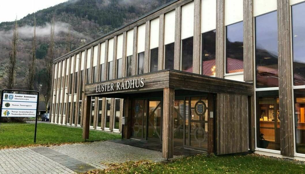 SØKJARLISTE: 26 personar ønskjer stillinga i Luster kommune.