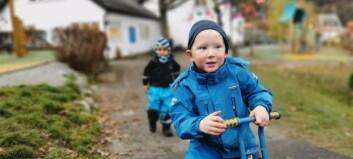 Sjukdomsspreiinga i barnehagen har nesten vorte nulla ut
