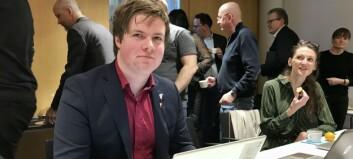 Ung sogning nominert på andreplass for SV