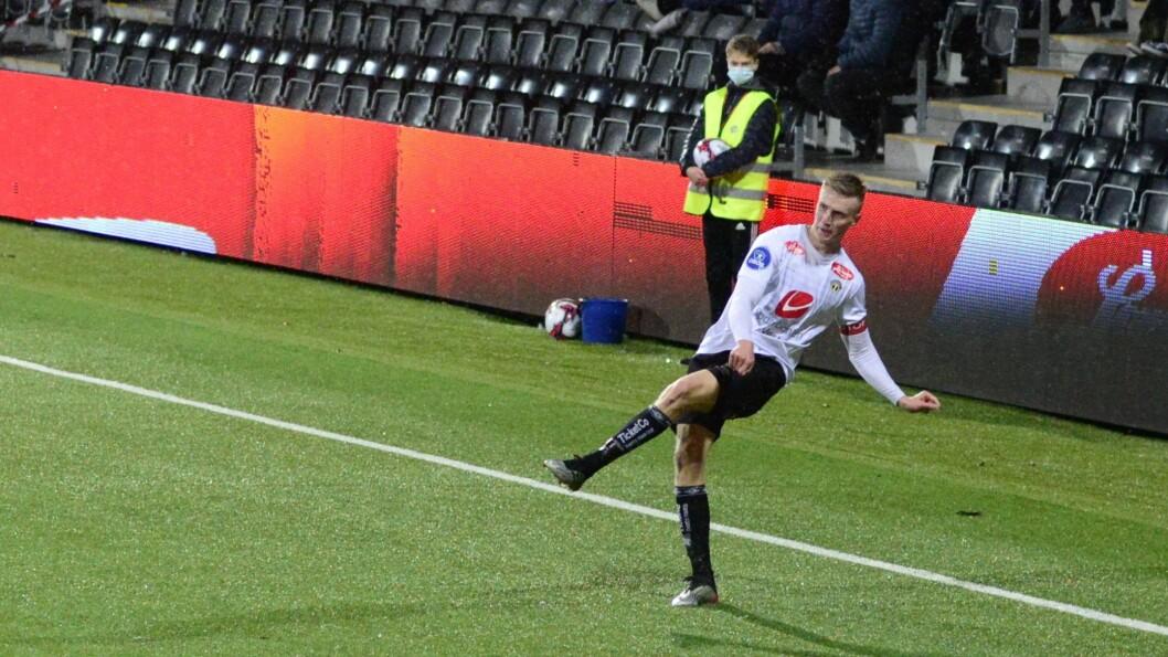 TAP: Sogndal tapte 2-1 borte mot Sandnes Ulf.